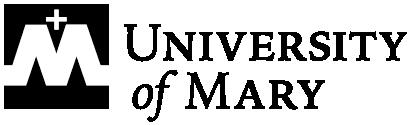University of Mary - ND logo